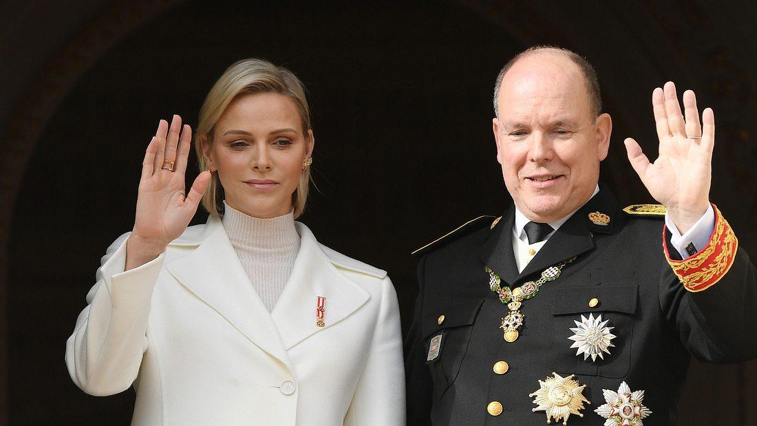 Fürstin Charlène von Monaco: Schwanger! Jetzt sollen es alle wissen!