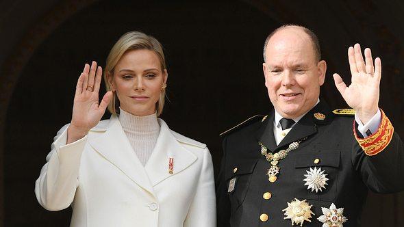 Fürstin Charlène von Monaco: Schwanger! Jetzt sollen es alle wissen! - Foto: Getty Images