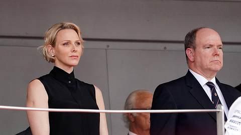 Charlene von Monaco Fürst Albert - Foto: Imago