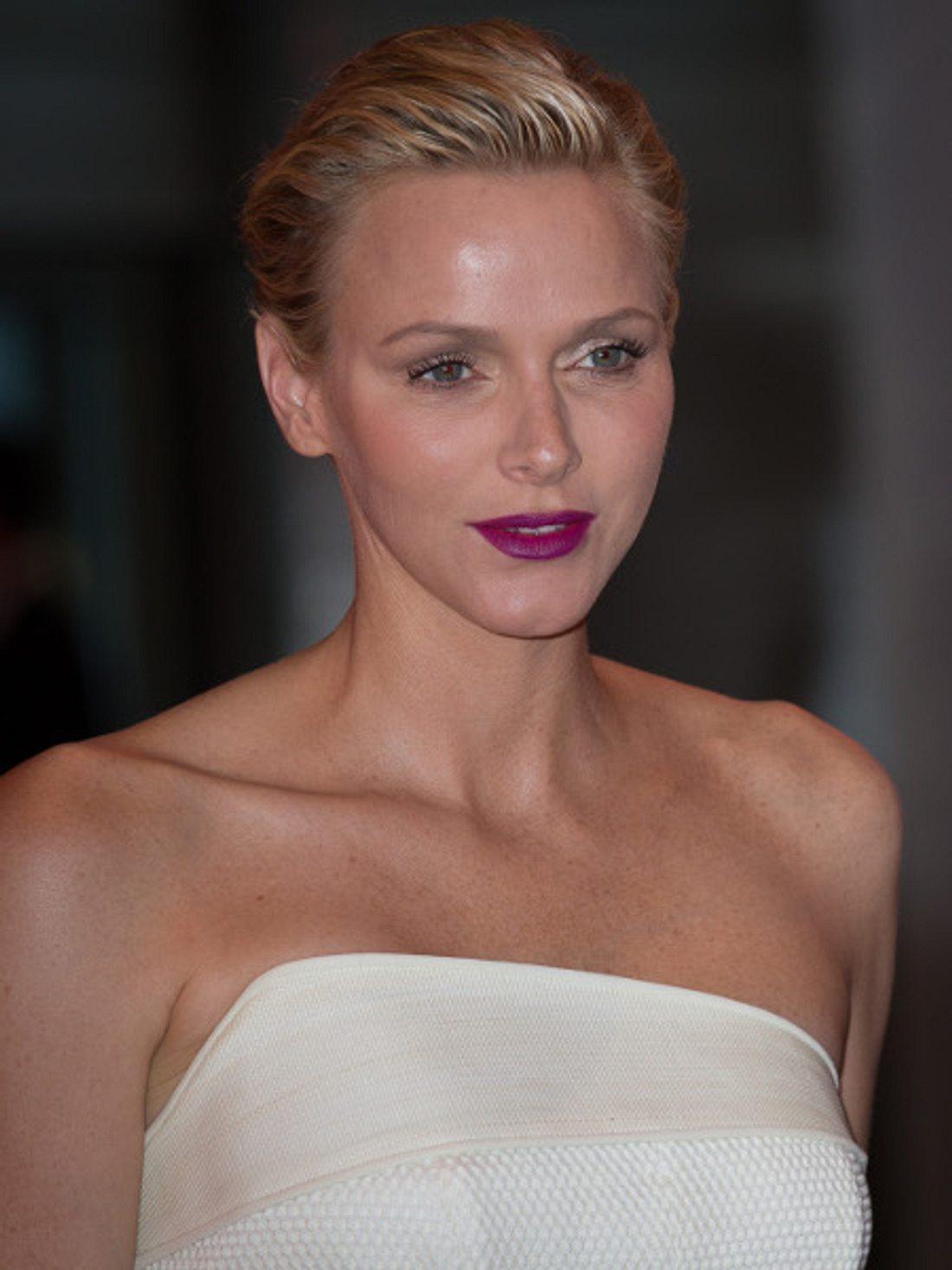 Charlène wird allein zur Schweden-Hochzeit gehen.