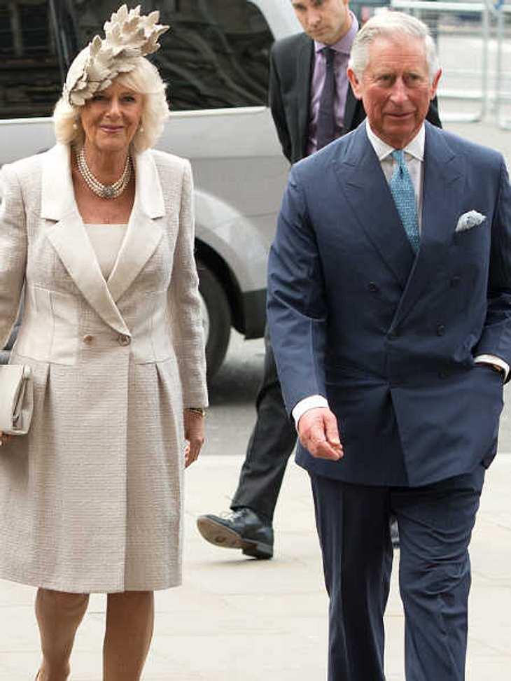 Der Bruder von Herzogin Camilla ist gestorben.
