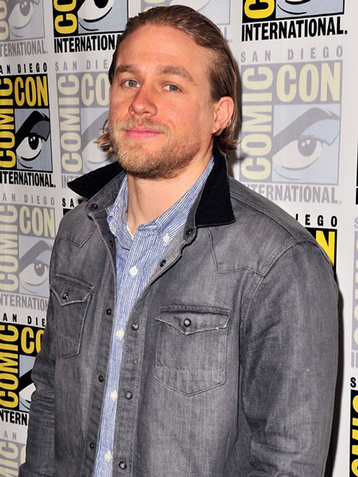 Charlie Hunnam als Christian Grey