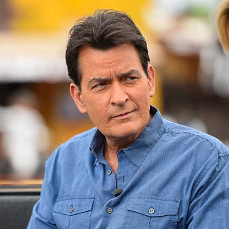 Charlie Sheen HIV Aids