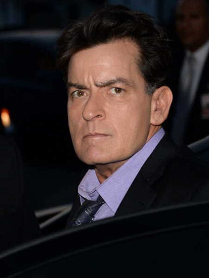 Charlie Sheen: Fieser Po-Diss gegen Kim Kardashian
