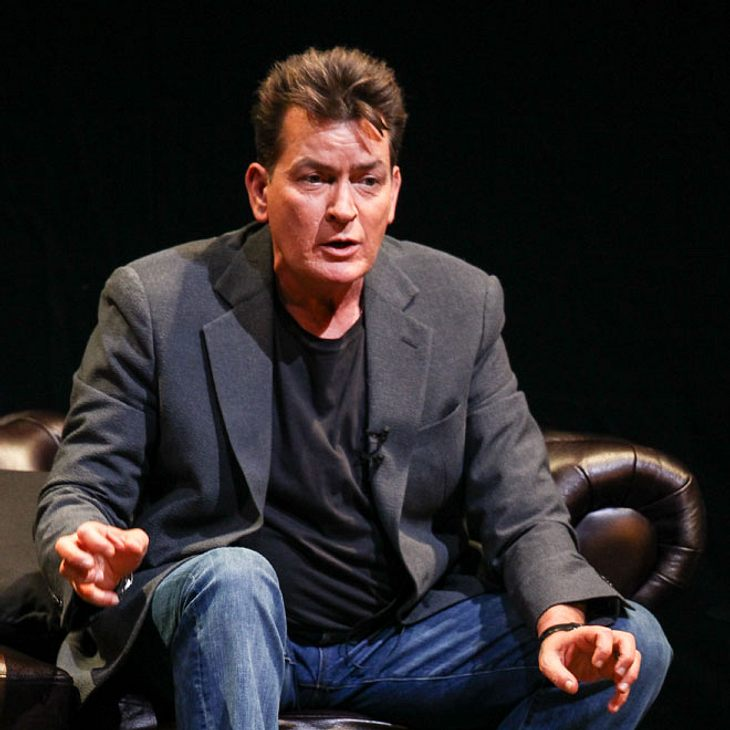 Charlie Sheen: Selbstmord-Drama!