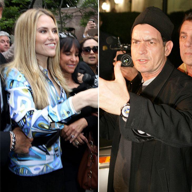 Charlie Sheen zog gegen Brooke Mueller vor Gericht - und verlor!