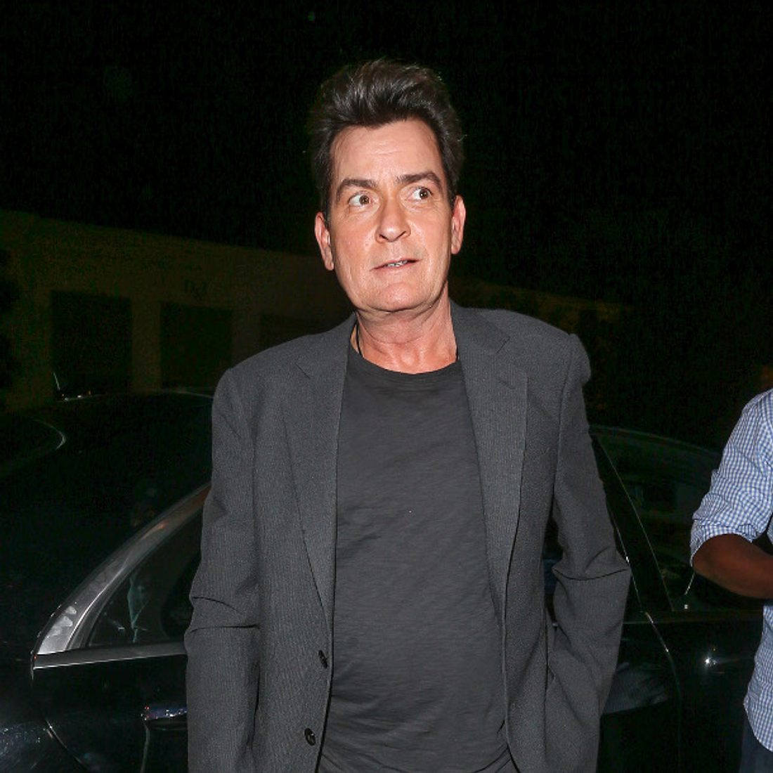 Charlie Sheen dachte an Selbstmord