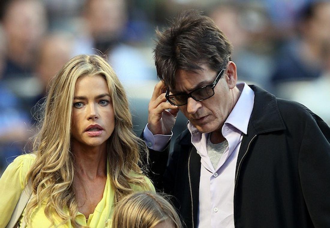Charlie Sheen: Morddrohungen gegen seine Ex-Frau?