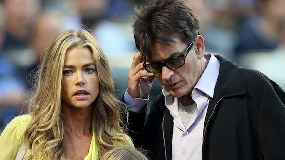 Charlie Sheen: Morddrohungen gegen seine Ex-Frau? - Foto: Getty Images