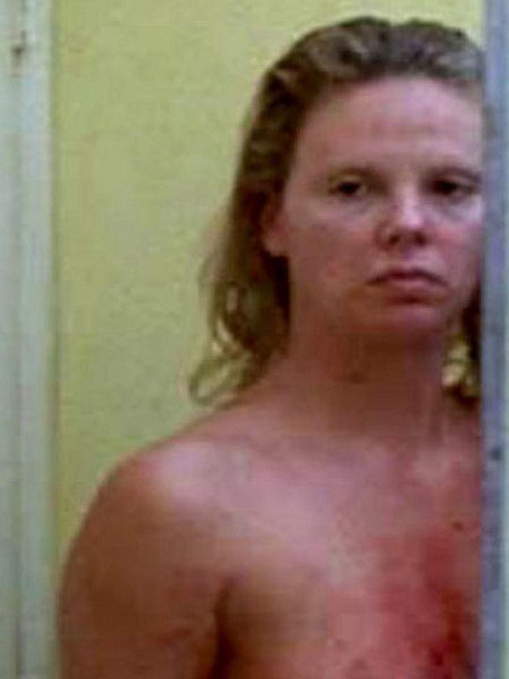 """Stars im Gewichts-Chaos: Quälerei für die FilmrolleAls Killerin in """"Monster"""" musste nicht nur das Make-Up weg und die Haare mit einer ordentlichen Portion Fett versehen werden. Nein, 14 Kilo musste Charlize zunehmen."""