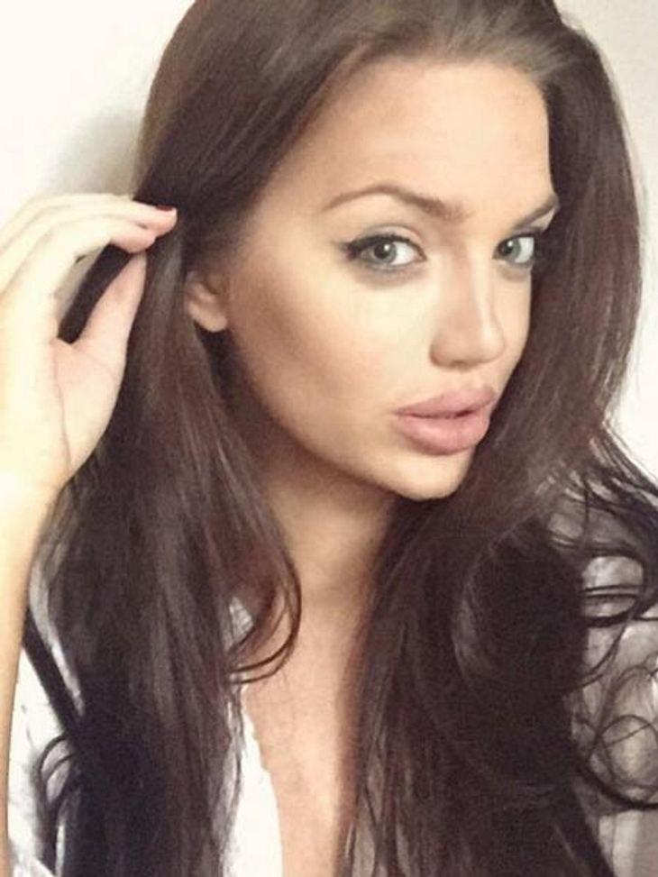 Das ist nicht Angelina Jolie