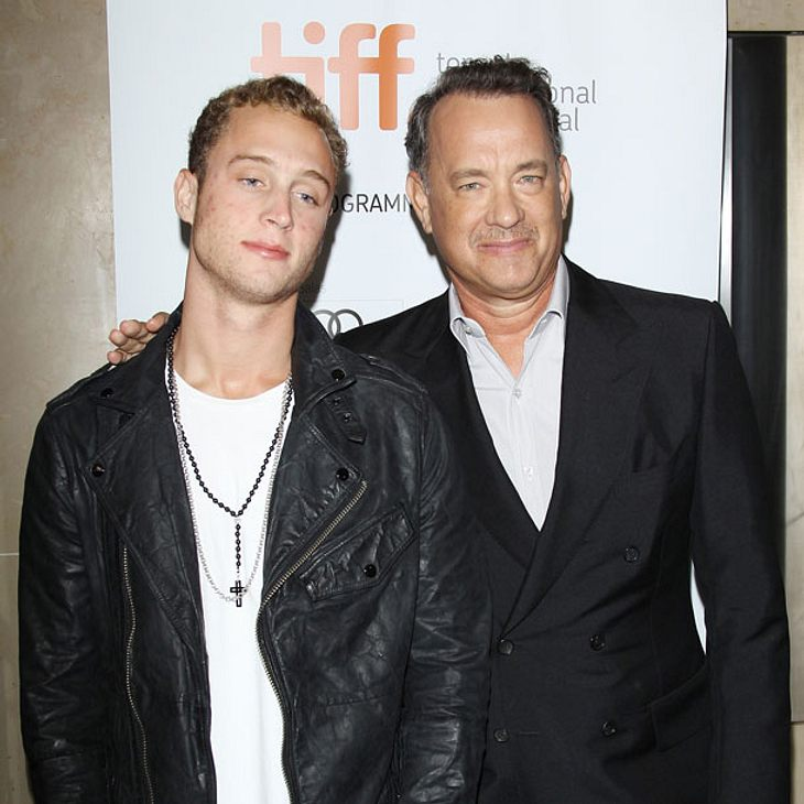 Chet Hanks und Tom Hanks