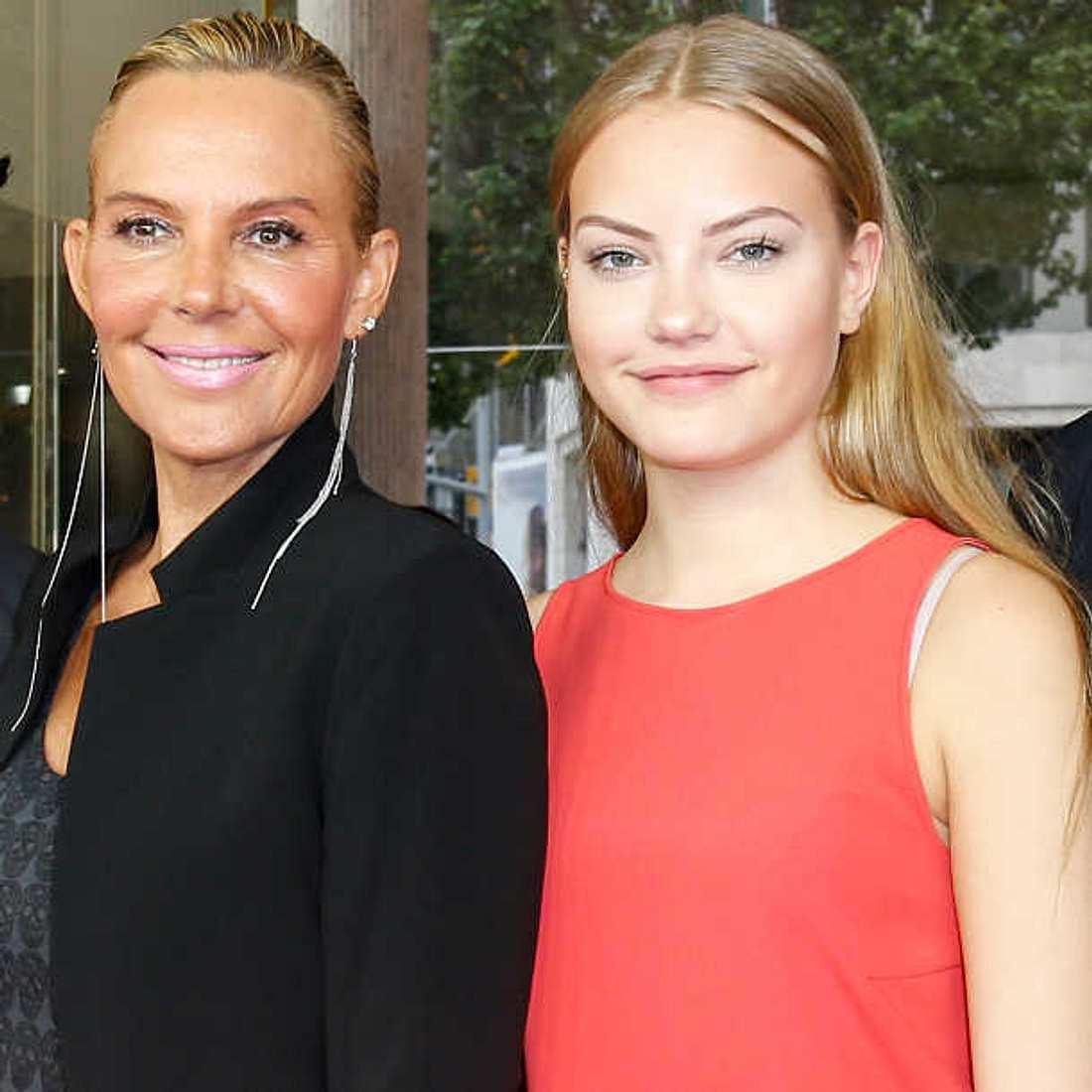 Cheyenne Ochsenknecht startet Model-Karriere an der Seite von Mama Natascha!
