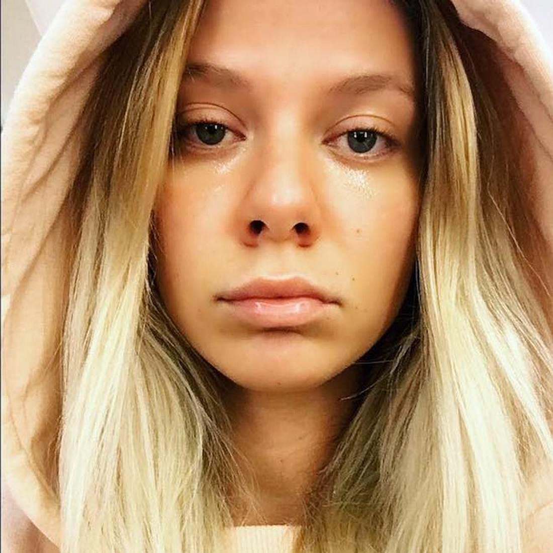 Natürlich schön: Cheyenne Pahde begeistert ohne Make-Up