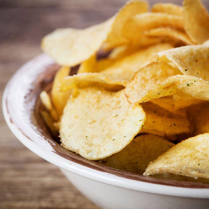 Alnatura ruft sechs Sorten Kartoffelchips zurück