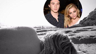 Chloe Grace Moretz: Sexy Strand-Shooting mit Brooklyn Beckham - Foto: Instagram / Chloe Grace Moretz