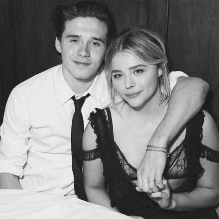 Chloe Moretz und Brooklyn Beckham sind total verliebt