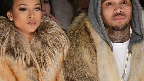 Chris Brown: Hat er schon wieder zugeschlagen? - Foto: Getty Images