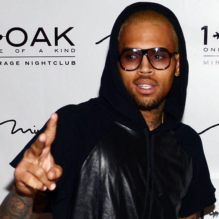 Chris Brown hatte einen Krampfanfall