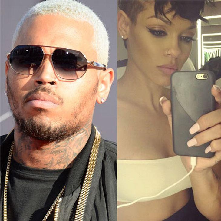 Chris Brown: Datet er Rihanna-Double?