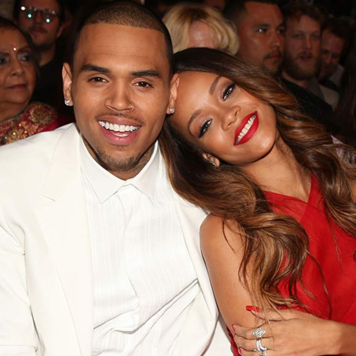 Rihanna hat Chris Brown betrogen