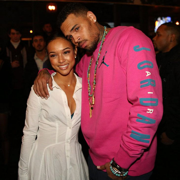 Chris Brown kämpft um Ex Karrueche