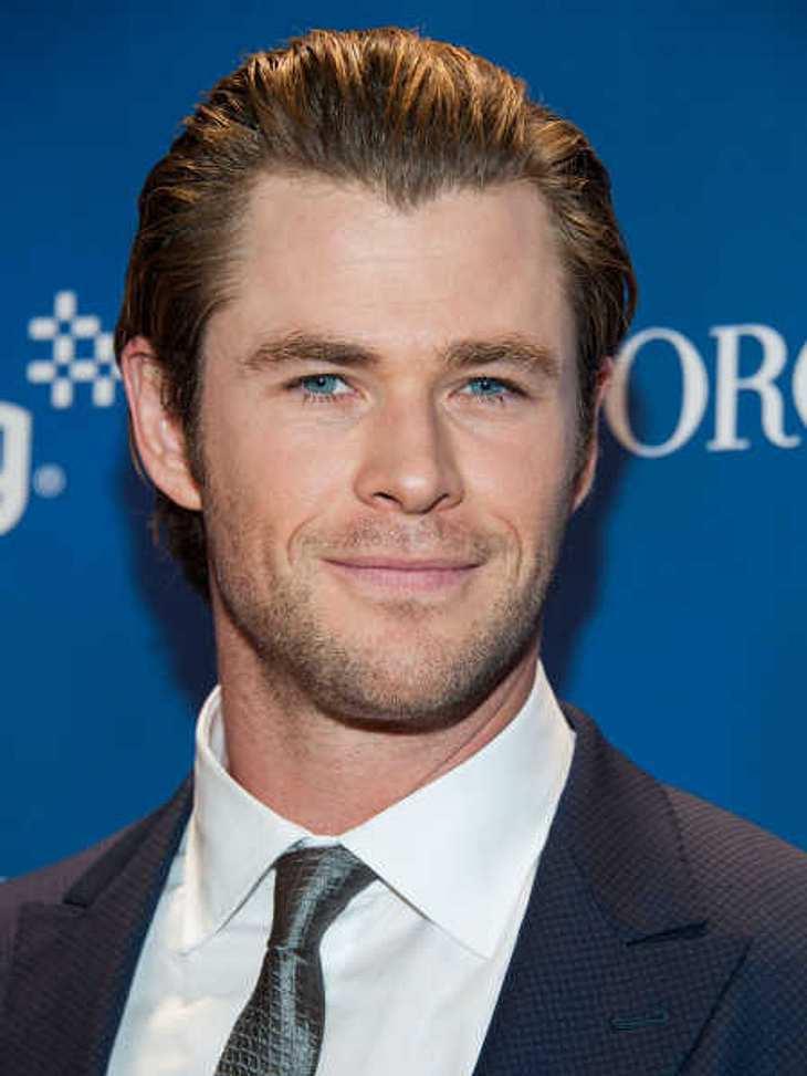 Chris Hemsworth gibt Oscar-Nominierungen bekannt!