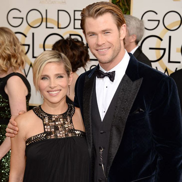 Elsa Pataky und Chris Hemsworth erwarten Zwillinge.