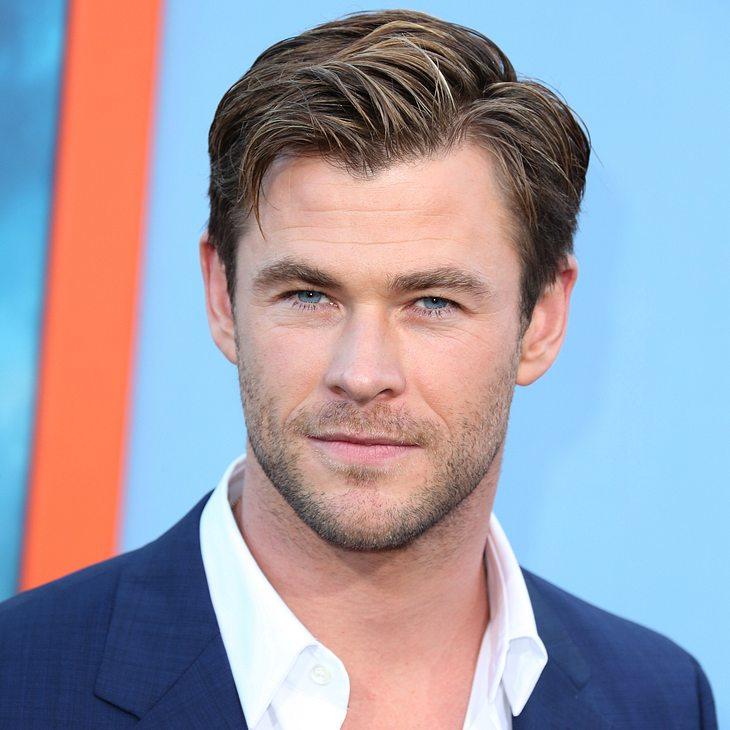 Chris Hemsworth bezahlte die Schulden seiner Eltern