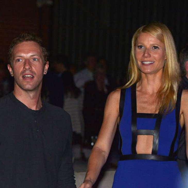 Gwyneth Paltrow Chris Martin Scheidung