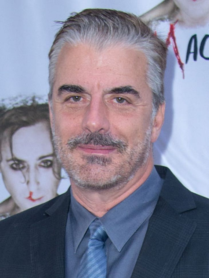 """Mr. Big""-Star Chris Noth ist ergraut."