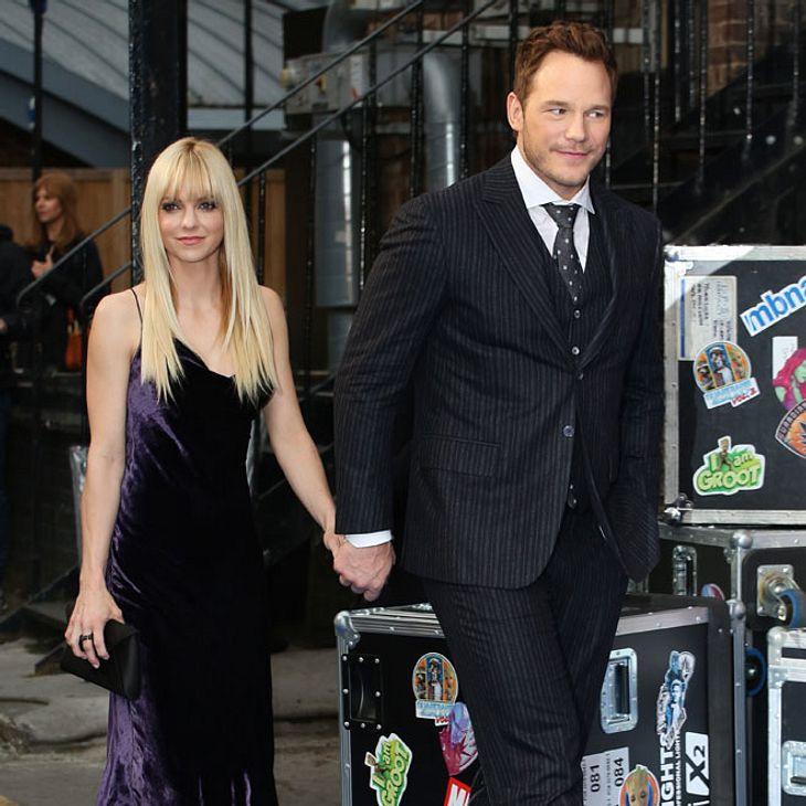 Chris Pratt und Anna Faris: Scheidung!