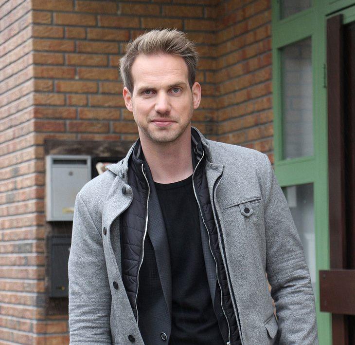 Sturm der Liebe Star Christian Feist geht zu AWZ