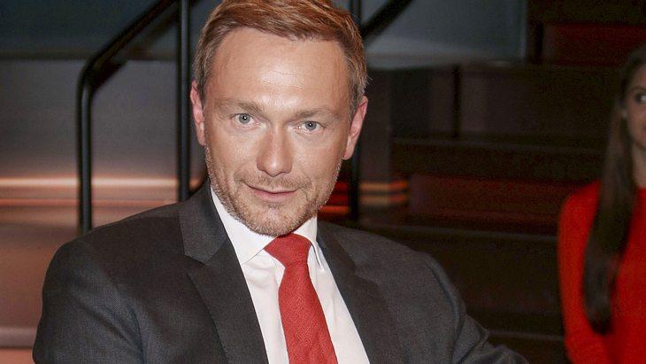 FDP- Chef Christian Lindner: Seine neue Freundin ist RTL-Reporterin