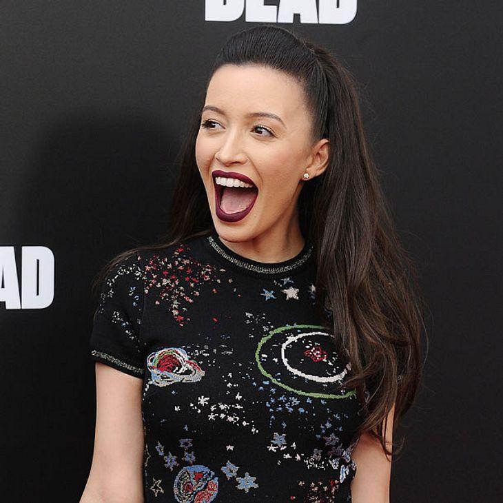 """""""The Walking Dead""""-Star  Christian Serratos ist schwanger"""