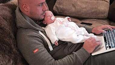Christian Tews Baby Zwillinge - Foto: Facebook / Christian Tews