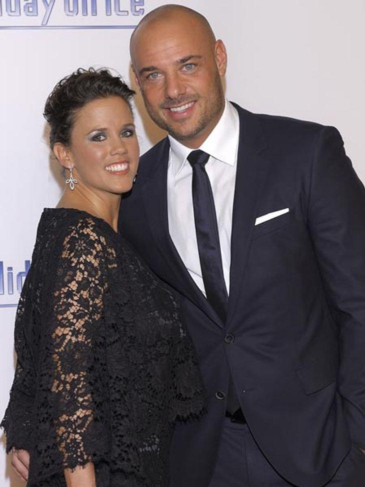 Christian Tews und seine Claudia haben offenbar geheiratet