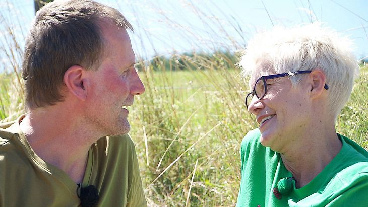 Bauer sucht Frau: Christian und Danielle