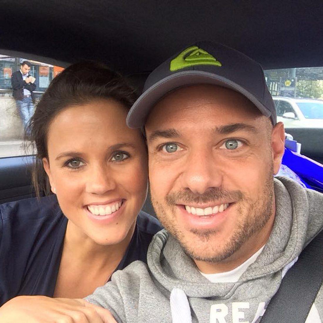 Christian Tews mit Freundin Claudia