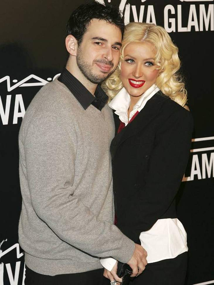 Dieses Pärchen hat auch einiges springen lassen, um aus ihrer Trauungszeremonie ein pompöses Fest zu machen. Christina Aguilera und Jordan Bratman gaben dafür rund zwei Millionen Dollar aus. Die Ehe scheiterte trotzdem.