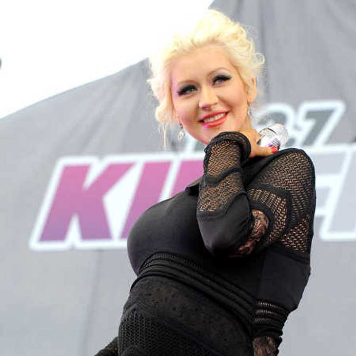 Christina Aguilera verrät Baby-Namen!