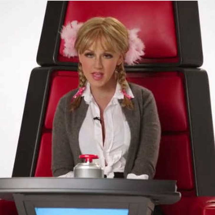 Britney Spears: Sauer auf Christina Aguilera nach Imitations-Video!