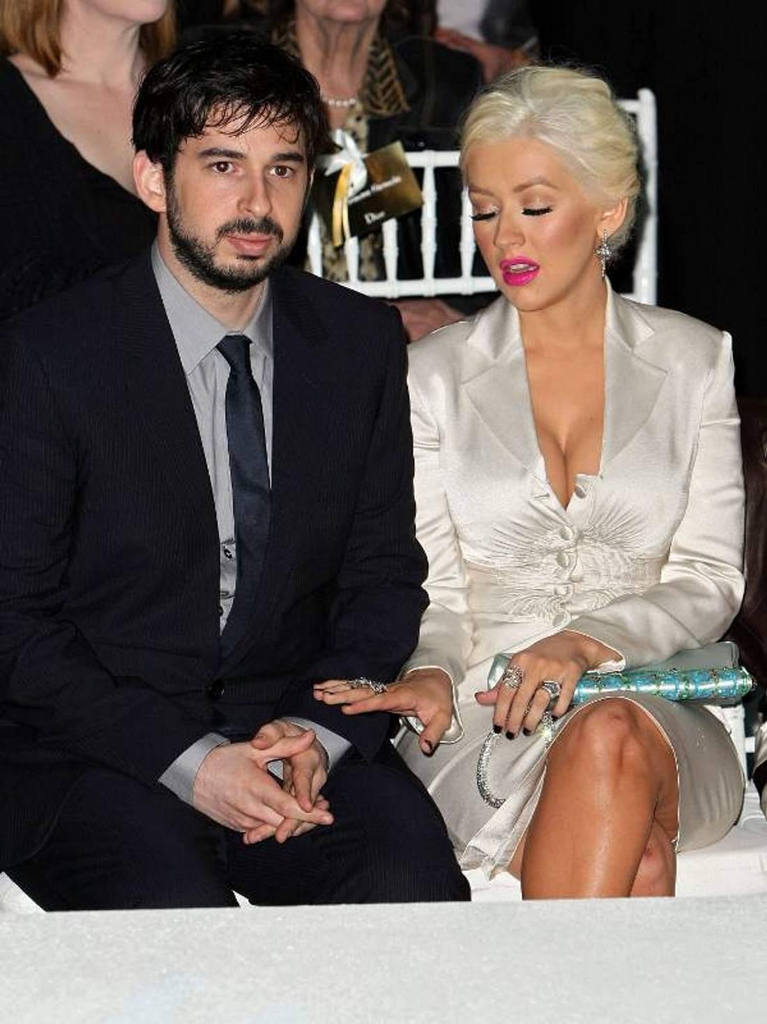 Christina Aguilera: Verliert sie ihren Sohn?