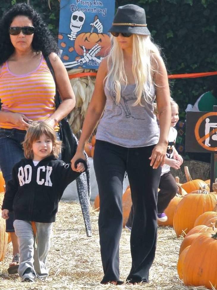 ... und neuerdings gehört auch Christina Aguilera dazu.