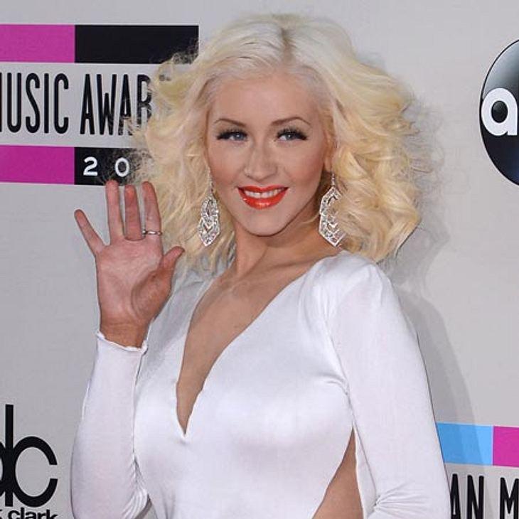 Christina Aguilera ist zum zweiten Mal Mutter geworden