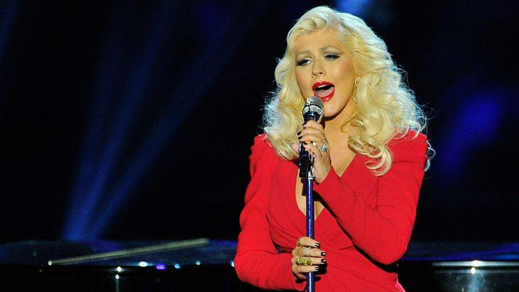 Christina Aguilera: Schock-Diagnose! Konzerte wurden abgesagt