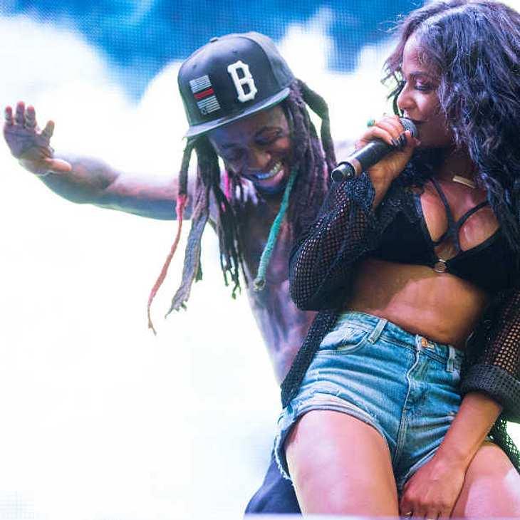 Rapper Lil Wayne und Christina Milian haben sich getrennt