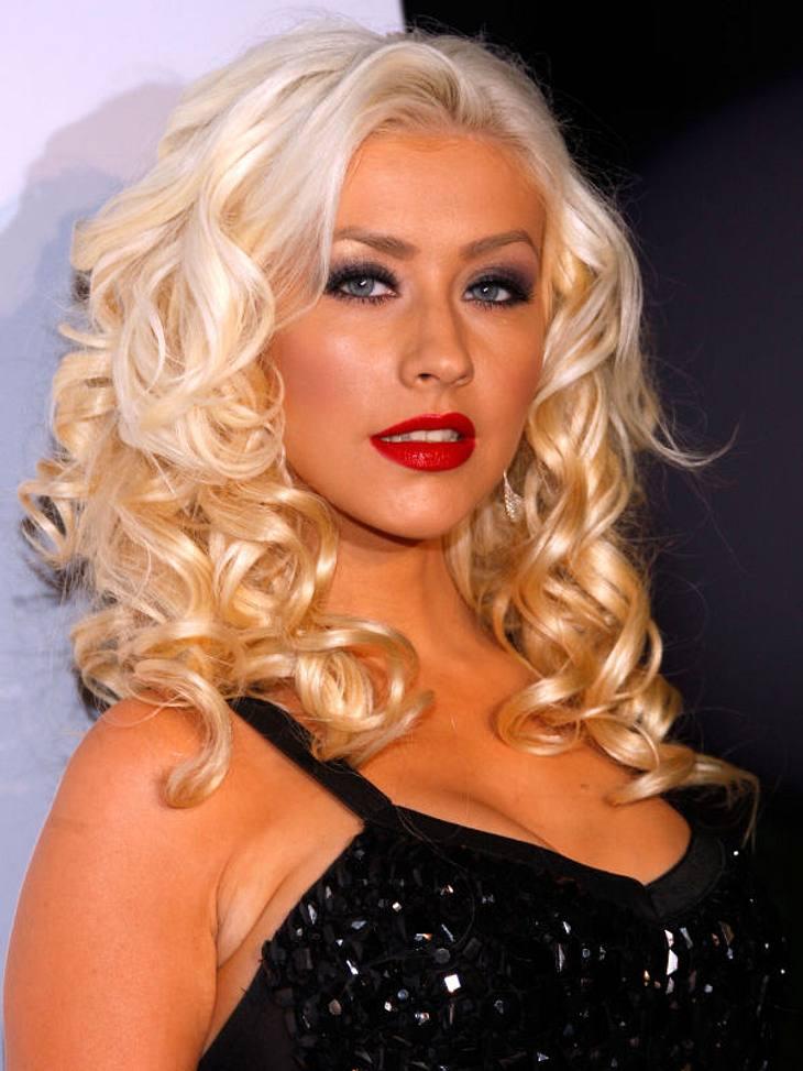 Vorher-Nachher: Die Kinderfotos der StarsEs ist Superstar Christina Aguilera.