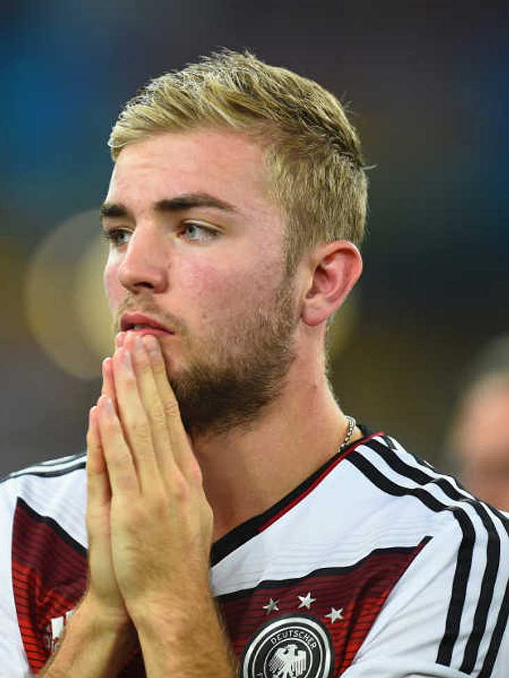 WM 2014: Christoph Kramer hat Blackout!
