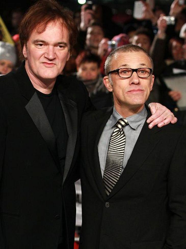 Christoph Waltz: Zusammen mit Quentin Tarantino